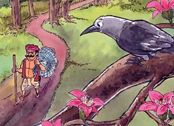 Bird and Hunter Story - Foolishness vs Cleverness Short Moral Stories