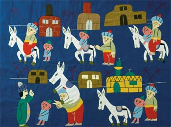 Nasrudin and His Donkey Story - Moral Story about Pleasing Everyone