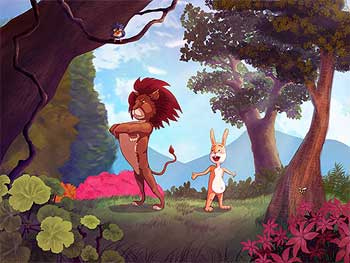 Panchatantra Short Stories - Handling Rumors Wisely Moral Story to Learn