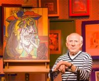 Inspirational Stories about Hard Work - Pablo Picasso Painting Short Story