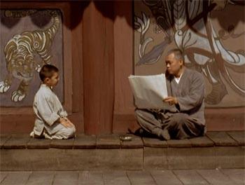 Motivational Stories on Compassion - Monk and Disciple Zen Short Stories