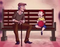 Earn Respect Moral Stories - Little Boy n Wise Old Man Inspirational Story