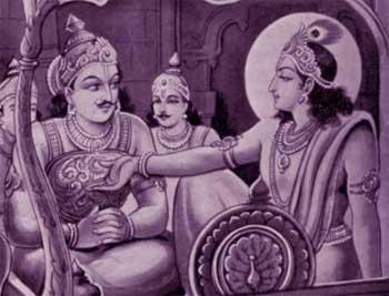 Karna Krishna Stories - Choosing Right vs Wrong Mahabharta Stories in English