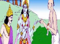 Krishna Arjun Stories - Motivational Stories Abt Importance of Doing Good Deed