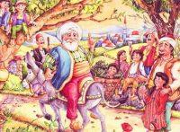 Mulla Nasirudin Stories - Boosting Warriors and Nasrudin Short Stories