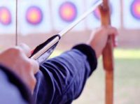 Zen Story on Ego - Zen Master and Young Man Archery Competition Story