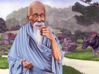 Chinese Philosophy Quotes - Lao Tzu Motivational Short Quotes abt Life