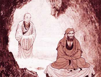 Bodhidharma Story - Emperor Awakening Story Zen Teaching Stories