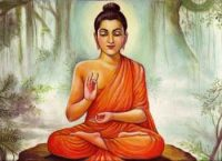 Buddha Wisdom - Young man Request to Buddha and his Response Story