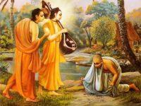 Narada Muni Stories - Two Sanyasi Question and Reaction Beautiful Story