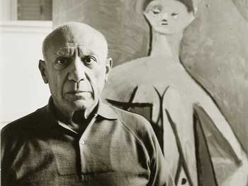 Pablo Picasso Quotes - Motivational Inspirational Quotes about Work