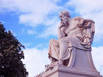 Short Quotes by Socrates - Be Yourself Quotes to Motivate by Philosopher