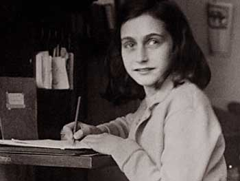 13 Anne Frank Motivational Quotes about Life Hope and Change
