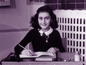 22 Anne Frank Inspirational and Motivational Short Quotes