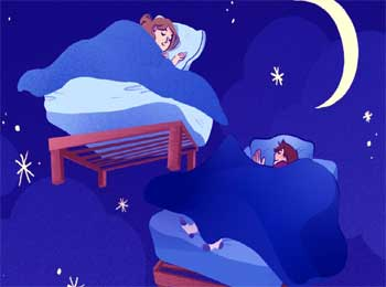 26 Mind Blowing Facts abt Sleep - Sleep Deprivation n Ways to Sleep Well
