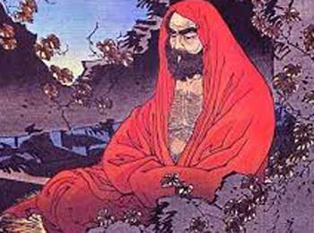 30 Short Quotes in English by Chinese Zen Master Bodhidharma