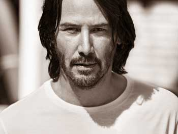 Keanu Reeves Quotes - Inspiring Words by Famous Celebrity Hollywood