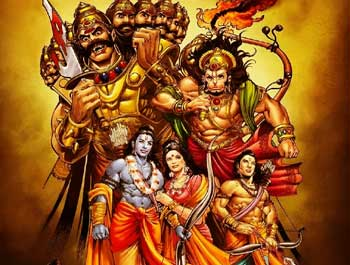 Some Interesting and Unknown Facts about Ramayana