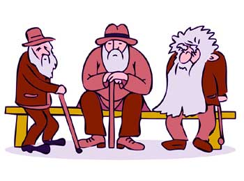 Story about Love - Three Old Man n Couples Choice Story wid Life Lesson