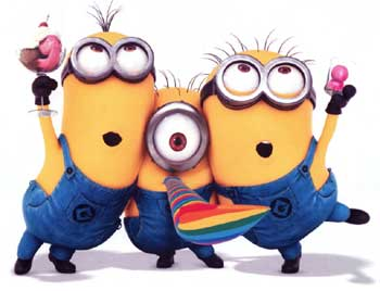 22 Fun Facts about Minions for Kids