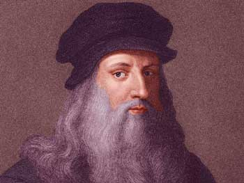 Leonardo Da Vinci Quotes about Art and Learning