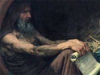 Market for Slaves - Diogenes the Cynic Famous Greek Philosopher Story