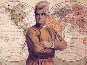 Swami Vivekananda and Professor Story - WItty and Intelligent Response