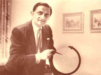 Vikram Sarabhai and Young Man Story - Real Life Incident