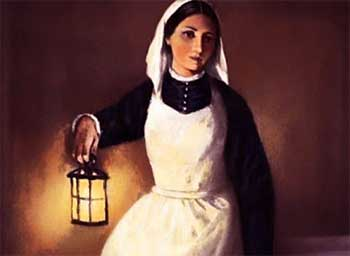 20 Motivational Quotes by Florence Nightingale Lady with the Lamps