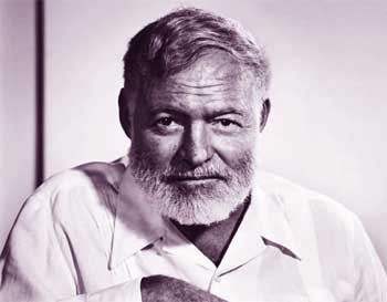 30 Ernest Hemingway Quotes about Life Writing n Love