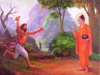 Angulimala Enlightenment Story - Buddha Teaching