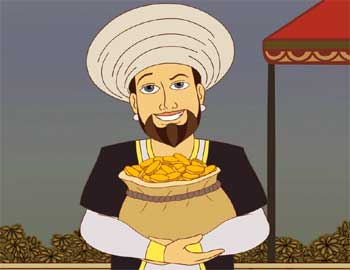 Mulla Nasruddin and his Neighbors Prank - Clever Thinking Story