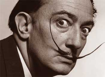 Salvador Dali Quotes about Life and Art