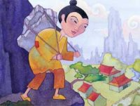 Stonecutter and his Wishes - Japanese Folktales about Desires