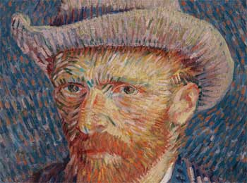 Vincent Van Gogh Quotes about Life and Art