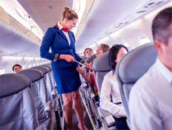 Airhostess Response to Woman - No One is Superior to Other